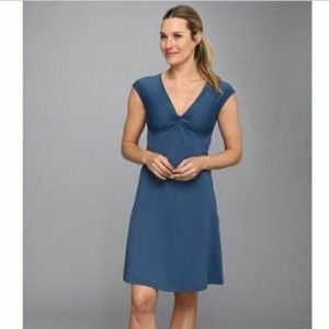 Patagonia $80 Women's L Bandha Dress in Glass Blue